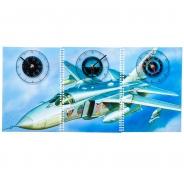3D часы Самолет СУ-24
